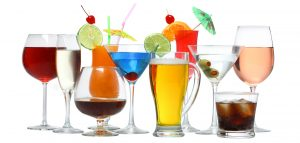 bigstock variety of alcoholic drinks be 61227248