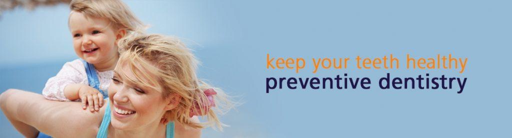 preventive dentistry at cheadle dental practice