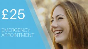emergency dentist treatment offer
