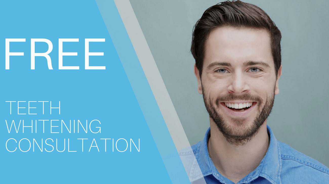 free teeth whitening consultation