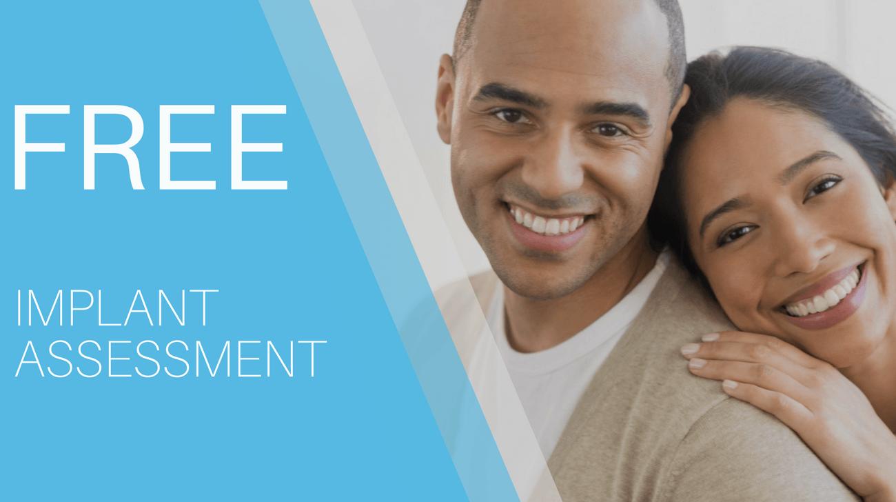 free implant assessment